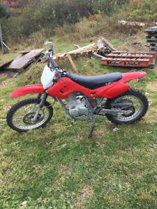 125cc Dirt Bike for sale!