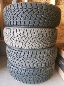 175 65 14 Hankook directional winter tires