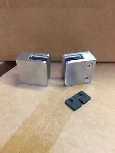 Stainless steel clamps, mini posts