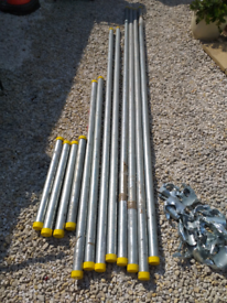 Selection of scaffold Poles