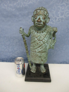 timed on-line auction INUIT ART, AFRICAN ART BONE CARVINGS