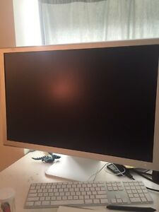 30 inch Apple monitor a steal of a deal!