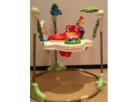 Jumperoo in good condition with box