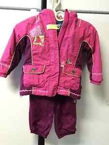Jacket with pants set