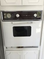 1960's GE wall oven -PRICE DROP!!