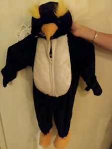 Penguin kids Halloween dressup costume