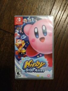 [SWITCH] Kirby Star Allies Brand new  for Zelda Switch