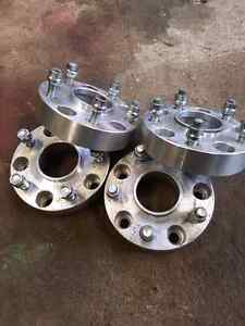 Dodge ram 1500 wheel spacers
