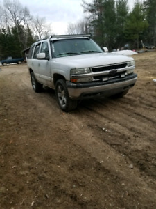 2005 chevy tahoe lt fully loaded needs nothing