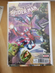 The worlds greatest superhero amazing spiderman issues 1-27