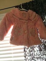 Girls 6-1 year old winter items