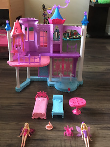 Barbie Fairytopia Castle