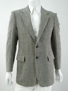 Vintage Mens Tweed Jacket