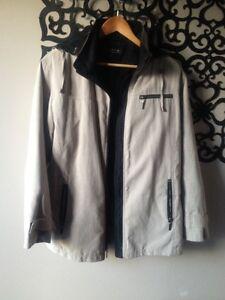 manteau - coat printemps|automne grandeur LARGE femme