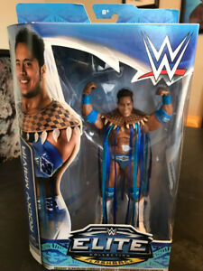 WWE Elite flashback collection Rocky Maivia wrestling figure