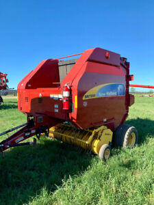 New Holland Balers | Find Farming Equipment, Tractors, Plows and