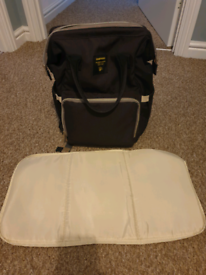 SUNVENO BABY CHANGING BAG