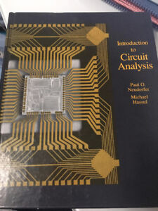 Introduction to Circuit Analysis Textbook