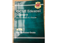 CGP GCSE History Revision Guide