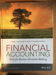 Textbook - Financial Accounting Sixth Cdn. Edition