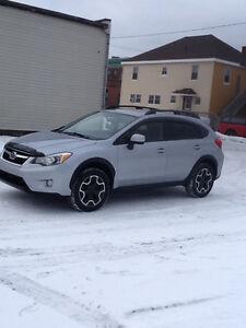 2014 Subaru Crosstrek XV  sport package.