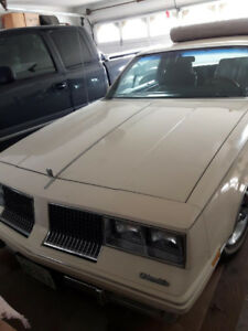 1983 Olds Cutlass Original owner