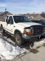 1999 Ford F-250 4x4. Certified!