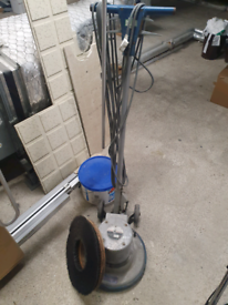 Clansman equipment Floor polisher