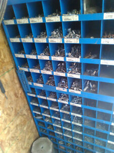 1000s of Nuts and Bolts and Shop Supplies