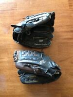 Kids 11inch baseball mitts