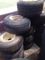 Used Tires & Bumpers Golf Club Car Ezgo Yamaha