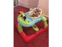 Mamas & Papas 3-in-1 Roll Up Roll Up baby Walker - Green.