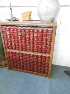 Complete set of Encyclopaedia Brittanica 1960 edition in case.