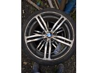 BMW Alloy Wheels 19 inch
