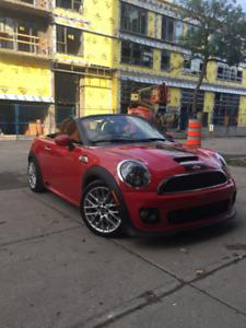 À vendre Mini Cooper S Roadster Cabriolet 2012