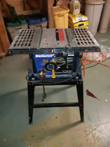 Table saw A _1 condition