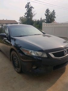 2008 Honda Accord EXL Navi 3.5 v6 Manual