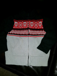 4 Sweaters 2T (ON, Gap, Children's Place)