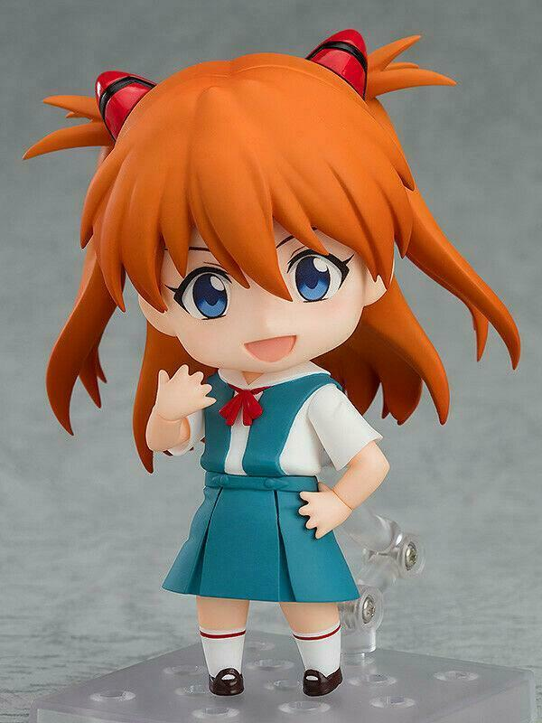 Good Smile Rebuild of Evangelion - Asuka Shikinami Langley Nendoroid #1202