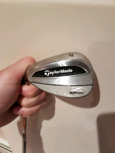 Taylor Made Z spin wedge left handed