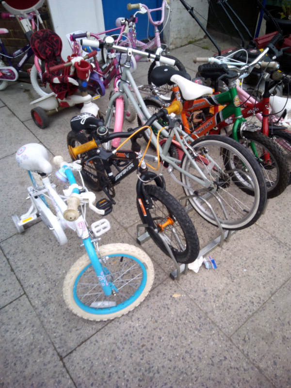 Baby / Kids Bike with Stabilizer   3-7 years old | in Sydenham, London |  Gumtree