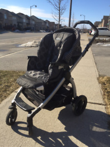 Peg Perego Book+ Travel System and Bassinet
