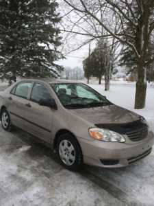 WANTED: 2003-2012 Corolla, Camry, Sienna, Avalon or Matrix