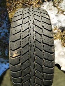 Nexen Winter tires on rims Ford Escape 225 60 r16