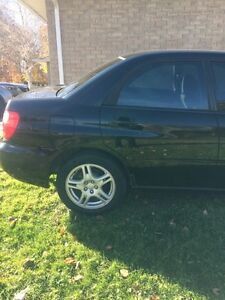 2004 subaru impreza  Kawartha Lakes Peterborough Area image 4