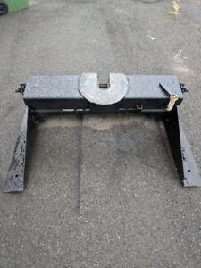 Fifth Wheel and goose neck hitch