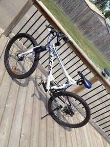 Mint CCM mountain bike