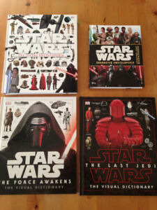5 x Star Wars Books!!!!!