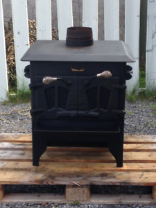 WOOD STOVE - ODETTE  with blower