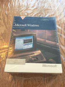 Logiciel Windows 3.0 disquette 5 1/4 neuf